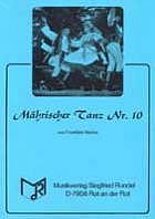 Mährischer Tanz Nr. 10