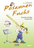 Posaunenfuchs, Band 1 (incl. CD)