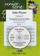 Solo Pieces - Volume 4 (Trompete)